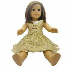"American Girl Doll Short Brown Caramel Hair Brown Eyes 2013, 18"" Truly Me? Doll"