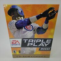 Triple Play 2000 (PC, 1999) New! READ