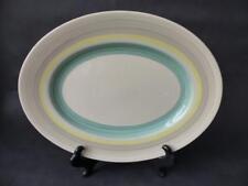 1930's Susie Cooper Platter - Hand Decorated Platter - Art Deco Kitchenalia