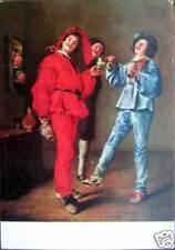 1970 JUDUTH LEISTER Ragazzi che ballano-Enfant dansent