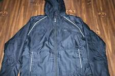 NIKE hooded athletic jacket XS size 0-2 embroidery