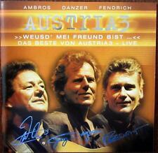 CD / AUSTRIA 3 / AMBROS-DANZER-FENDRICH / RARITÄT /