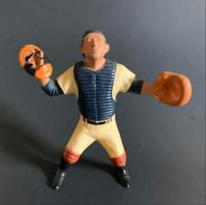 Vintage 1950's/60's Yogi Berra Hartland Plastic Figure New York Yankees *READ*