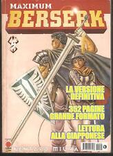 (Fumetto giapponese) MAXIMUM BERSERK N. 5 di Kentaro Miura - 352 pagine
