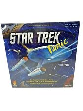 Star Trek Panic New Co-Op Board Game NIB Sealed