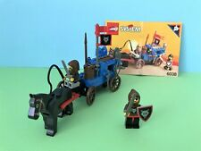 Lego CASTLE 6038 Wolfpack Renegades with Instruction Vintage RARE