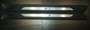 BMW F32 M4 SPORT DOOR SILL SET OEM 8063798