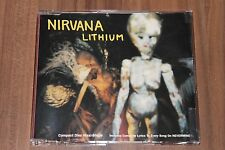 Nirvana - Lithium (1992) (MCD) (GED21815)