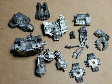 Warhammer 40k Chaos Space Marine Dreadnought / Helbrute - Metal - Stripped