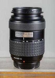 Olympus Zuiko Digital 40-150mm F3.5-4.5 Zoom Lens 4/3 and Olympus E Series