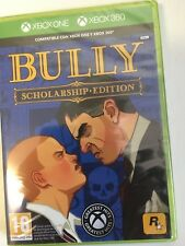 * Xbox One & Xbox 360 NEW SEALED Game * BULLY Scholarship Edition * Spa Pack