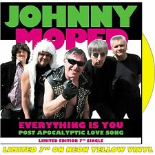 "Johnny Vélomoteur-Everything Is You-Vinyl (Limited Coloured Vinyl 7"" Neon Yellow)"