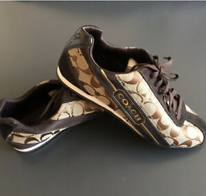 coach shoes size 10 women