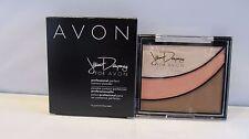 2 Avon Jillian Dempsey Professional Cheek Contour Powder~Blissful Divine Blush~!
