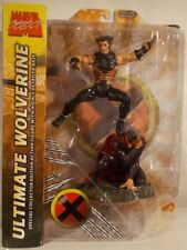 Marvel Select - Ultimate Wolverine X-Men Magneto By Diamond Select (MISP)
