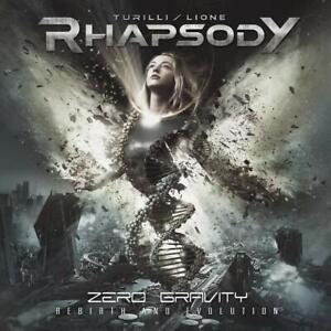 Rhapsody, Turilli / Lione - Zero Gravity (Rebirth And Evolution) DLP #127190