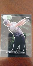 New listing Collin Morikawa 2021 Leaf Pro Set Metal Golf WAVE BLACK 18/25 Rookie RC PGA