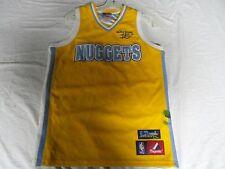NBA MAJESTIC DENVER NUGGETS CARMELO ANTHONY #15 SIZE 14/16 JERSEY 3416