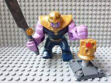 Lego Figur Super Heroes THANOS Sammelfigur 76107