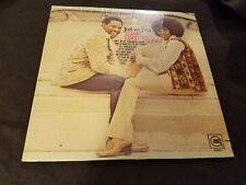 EDWIN STARR & BLINKY Just We Two LP Rare SOUL 1969 Gordy (VG+)