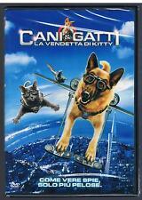 CANI E & GATTI LA VENDETTA DI KITTY  DVD SIGILLATO!!!