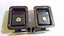 Bestop Service Kit HArdware F/51811 Black With Key (Set of 2) NOB