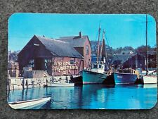 New ListingFishing boats along the Maine coast Vintage Postcard