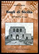 Bagli di Sicilia Marsala Trapani storia baglio e vino Marsala Woodhouse etc