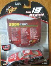 Jeremy Mayfield #19 Winner's Circle 1:64 2006 Nextel Cup Hood Series NIP