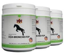 3 x Equi Bronchio Top - eine hochwertige Kräutermischung