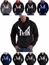 Newcastle Football Hoodie Hooded Sweatshirt The Toon Angel of the North 14 Sizes