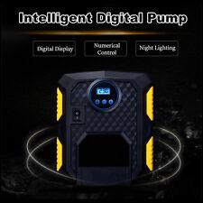 Nuevo Digital 12 V 100 PSI Inflador de Neumáticos Coche Camioneta Bici Electrico Compresor de Aire Bomba