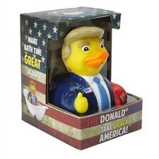 The Donald Rubber Duck CelebriDuck Republican Trump Make Bathtime Great America