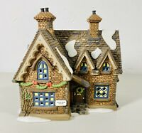 Department 56 Heritage Dickens Village Series Barmby Moor Cottage #58324 No Box
