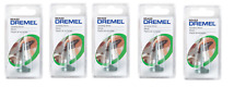 """5 pack Dremel 85422 Silicon Carbide 25/32"""" Grinding Stone for Rotary Power Tools"""