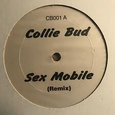 "Collie Bud ""Sex Mobile Rmx"" WLP SEALED!! Dancehall/Reggae"
