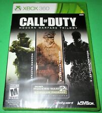 Call of Duty: Modern Warfare Trilogy Xbox 360 *New-Sealed-Free Shipping!