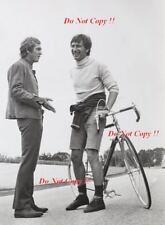 Steve McQueen Le Mans Film Ritratto Fotografia 1971 39
