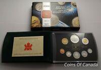 2000 Canada 8 Coin Prestige Silver Dollar PROOF Set  Discovery $1 #coinsofcanada