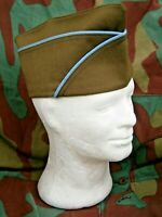 Bustina US americana fanteria, Army Garrison Cap, infantry side cap WW2