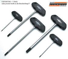 T-Griff Torx Schlüssel TX Schraubendreher Profil  T15