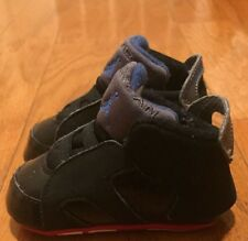 "VNDS 2010 Air Jordan VI ""Piston"" sz 2c soft bottom Toddler Infant"