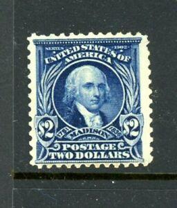 US Scott # 312 - MNH-NG - CV=$800.00 - Nicely Centered