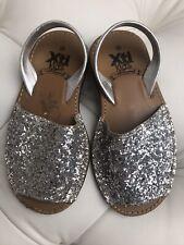 Xti Kids Girls Glitter Sandals, Size EU29 (UK 10.5). Barely Used