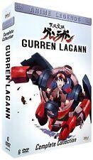 Gurren Lagann ( Anime auf Deutsch ( 6 DVDs Komplette Serie 1-26 ) NEU OVP