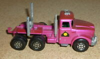 Matchbox king size, Scammell Contractor, Pipe Truck