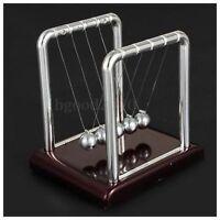 Newton's Cradle Executive Balance Balls Physics Science Pendulum Gift Desk Toy