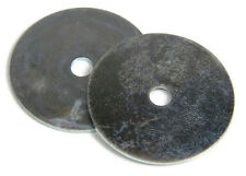 Fender Washers Grade A Zinc Plated - 3/16