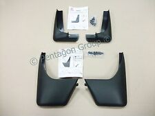 New Genuine Citroen C1 05-14 Front & Rear Mudflaps Mudguards Set 940353/940354