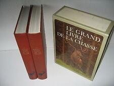 MONBRISON GRAND LIVRE DE LA CHASSE 1974 COMPLET 2/2 (152)